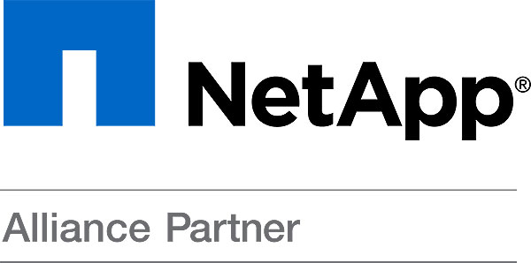 NetApp Advantage Alliance Partner logo